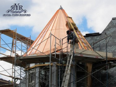 Roofing Company Toronto Royal York Roofing