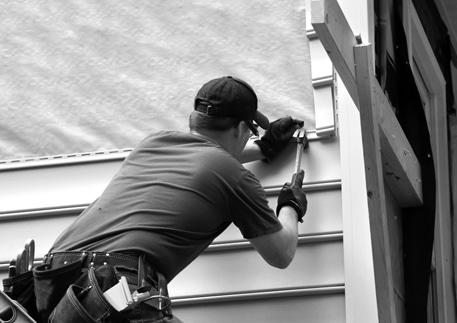 Siding Installation & Maintenance Service