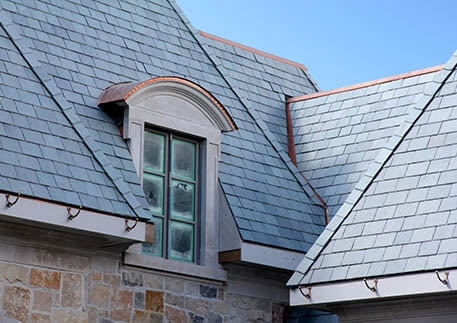 Natural Slate Roof in Toronto
