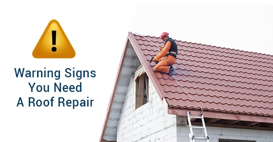 Warning Signs For A Roof Repair