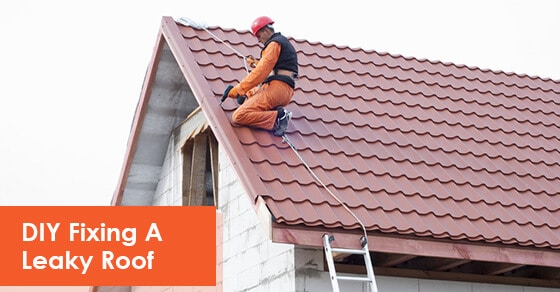 Diy Tips For Fixing A Leaky Roof Royal York Roofing
