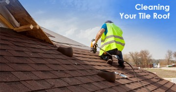 Cleaning Your Tile Roof